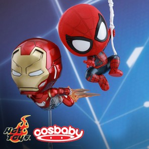 Spider-Man: Homecoming  - Cosbaby (S)-Bobble-Head - Hot Toys