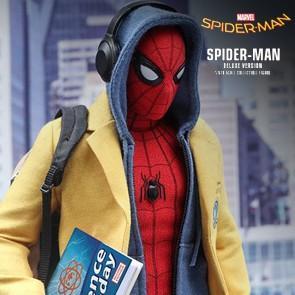 Spider-Man - Spider-Man: Homecoming - Deluxe Version - Hot Toys