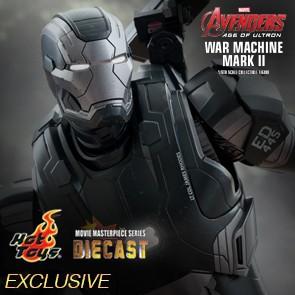 War Machine Mark II - Avengers II  Hot Toys