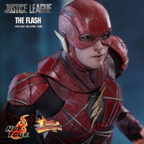 The Flash - Justice League - Hot Toys
