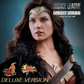 Wonder Woman - Justice League - Hot Toy