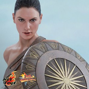 Wonder Woman - Training Armor Version - Hot Toys
