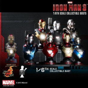 Hot Toys - Iron Man Collectible Busts