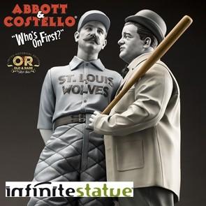 Infinite - Abbott & Costello - Old & Rare Statue