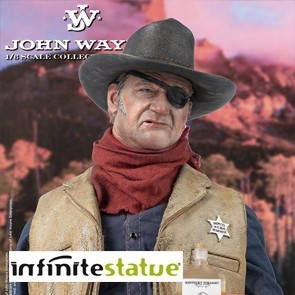 Infinite - John Wayne - 1/6 Actionfigur