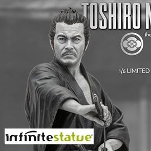 Infinite - Toshiro Mifune - Old & Rare Statue 1/6