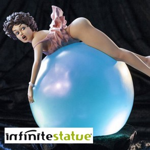 Little Ego Bubble - Dream Statue - Infinite