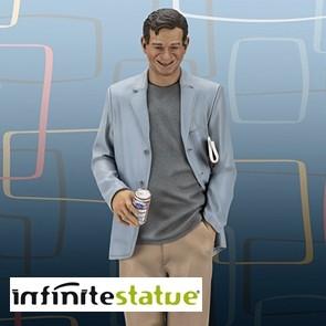 Infinite - Walter Matthau - Old & Rare Statue 1/6