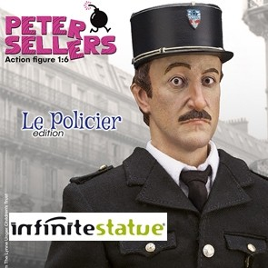 Infinite - Peter Seller - Pink-Panther - Policier Edition