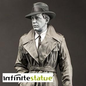 Humphrey Bogart - Old & Rare Statue - Infinite