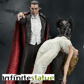 Infinite - Bela Lugosi as Dracula - Old & Rare Statue 1/6