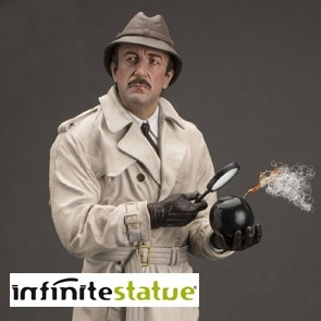 Infinite - Jacques Clouseau - The Pink-Panther - Peter Sellers - Old & Rare Statu