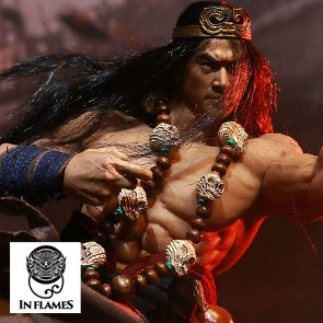 Infalmes Toys - The Water Margin Series Skywalker Wu Song - 1/6 Scale Figur - Deluxe Version