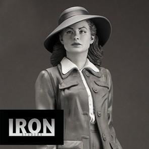 Infinite - Ingrid Bergman Statue - Old & Rare Statue