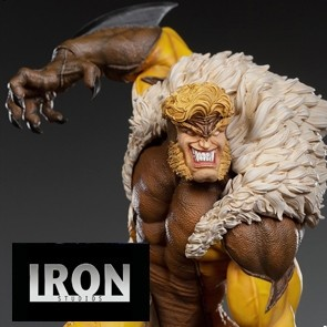 Iron Studios - Sabretooth - X-Men - BDS Art Scale Statue