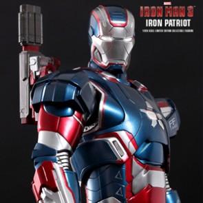 Patriot - Iron Man 3 Iron  - Hot Toys