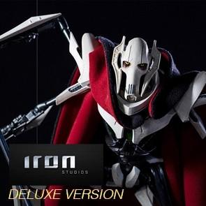 Iron Studios - General Grievous - Star Wars - Deluxe BDS Art Scale Statue