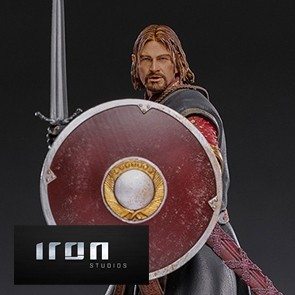 Iron Studios - Boromir - Lord of the Rings - BDS Art Scale Statue