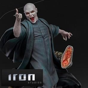 Iron Studios - Voldemort & Nagini - Harry Potter - Statue 1:4 Legacy Replica