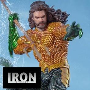 Iron Studios - Aquaman - BDS Art Scale Statue