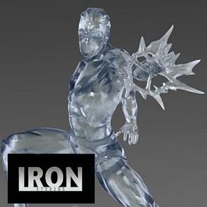 Iron Studios - Iceman - X-Men - Art Scale Statue