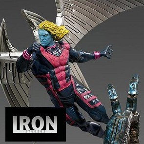 Iron Studios - Archangel - X-Men - BDS Art Scale Statue