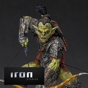 Iron Studios - Archer Orc - Lord of the Rings - BDS Art Scale Statue