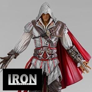 Iron Studios - Assassin's Creed II - Ezio Auditore - Art Scale Statue