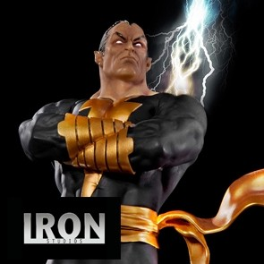 Iron Studios - Black Adam - DC Comics - Art Scale Statue