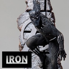 Iron Studios - Black Pather - Avengers: Endgame - BDS Art Scale Statue