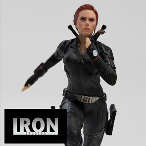 Iron Studios - Black Widow - Avengers: Endgame - BDS Art Scale Statue