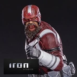 Iron Studios - Red Guardian - Black Widow - BDS Art Scale Statue