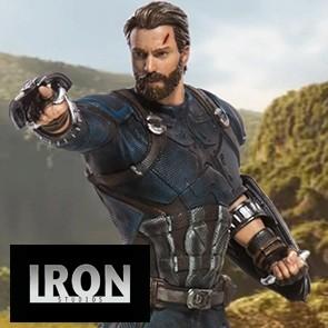 Captain America - Avengers: Infinity War - BDS Art Scale Statue