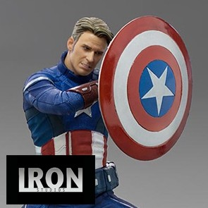 Iron Studios - Captain America 2023 - Avengers: Endgame - BDS Art Scale Statue