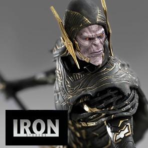 Iron Studios - Corvus Glaive - Black Order - Avengers: Endgame