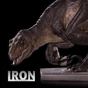 Jurassic Park Art Scale Statue - 1/10 Velociraptor - Iron Studios