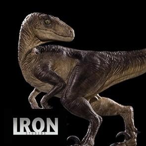 Jurassic Park - Art Scale Statue - 1/10 Velociraptor - Iron Studios