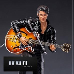 Iron Studios - Elvis Presley Comeback Deluxe Art Scale