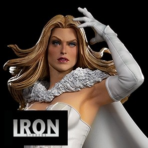 Iron Studios - Emma Frost - Marvel Comics - BDS Art Scale Statue