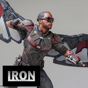 Iron Studios - Falcon - Avengers: Endgame - BDS Art Scale Statue