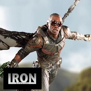 Falcon - Avengers: Infinity War - Iron Studios