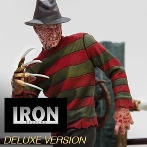 Iron Studios - Freddy Krueger - Nightmare on Elm's Street - Deluxe Version