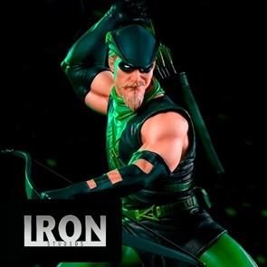 Iron Studios - Green Arrow - BDS Art Scale Statue