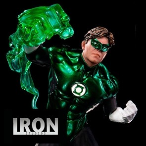 Iron Studios - Green Lantern - BDS Art Scale Statue