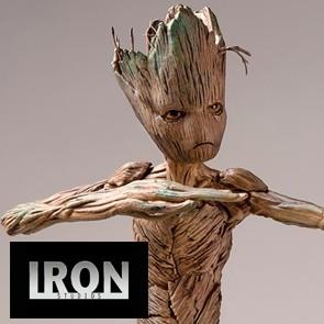 Iron Studios - Groot - Avengers: Endgame - BDS Art Scale Statue