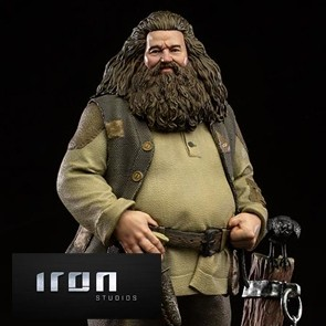 Iron Studios - Hagrid - Harry Potter - Deluxe Art Scale Statue