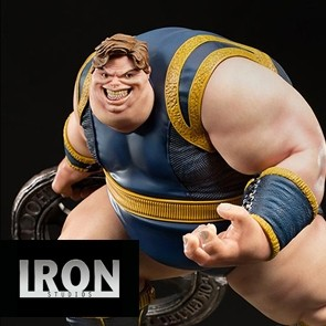 Iron Studios - Blob - X-Men - Art Scale Statue