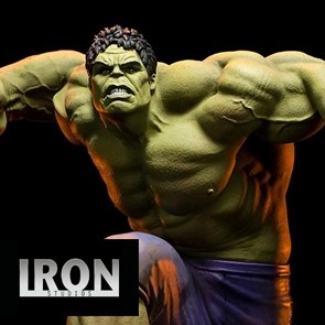 Iron Studios - Hulk - Avengers Age of Ultron - BDS Art Scale Statue