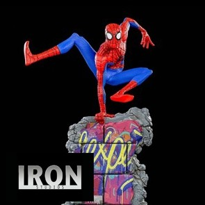 ron Studios - Spider-Man - In to the Spider-Verse - BDS Art Scale Statue
