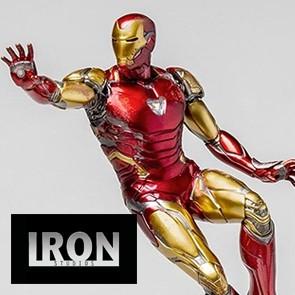 Iron Studios - Iron Man - Mark LXXXV 85 - Avengers: Endgame - Art Scale Statue